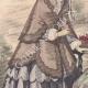 DETAILS 02   Fashion Plate - Paris - 1851 - Anaïs Toudouze