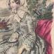 DETAILS 05   Fashion Plate - Paris - 1851 - Anaïs Toudouze