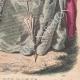 DETAILS 06   Fashion Plate - Paris - 1851 - Anaïs Toudouze
