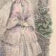 DETAILS 05 | Fashion Plate - Paris - Le Conseiller des Dames - Anaïs Toudouze