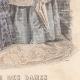 DETAILS 06 | Fashion Plate - Paris - Le Conseiller des Dames - Anaïs Toudouze