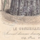 DETAILS 07 | Fashion Plate - Paris - Le Conseiller des Dames - Anaïs Toudouze