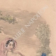 DETAILS 04 | Fashion Plate - Paris - Août 1848 - Le Conseiller des Dames
