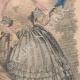 DETAILS 05 | Fashion Plate - Paris - Août 1848 - Le Conseiller des Dames