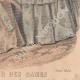 DETAILS 06 | Fashion Plate - Paris - Août 1848 - Le Conseiller des Dames