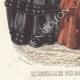 DETAILS 03 | Fashion Plate - Paris - Le Conseiller des Dames et des Demoiselles