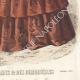 DETAILS 06 | Fashion Plate - Paris - Le Conseiller des Dames et des Demoiselles