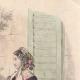 DETAILS 04 | Fashion Plate - Paris - Juin 1855 - Le Conseiller des Dames et des Demoiselles - 159 Rue Montmartre