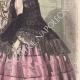 DETAILS 05 | Fashion Plate - Paris - Juin 1855 - Le Conseiller des Dames et des Demoiselles - 159 Rue Montmartre