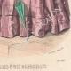 DETAILS 06 | Fashion Plate - Paris - Juin 1855 - Le Conseiller des Dames et des Demoiselles - 159 Rue Montmartre