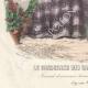 DÉTAILS 07 | Gravure de Mode - Paris - Septembre 1855 - Le Conseiller des Dames et des Demoiselles - 159 Rue Montmartre