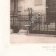 DÉTAILS 05 | Institut Océanographique de Paris - Porte d'entrée (Henri-Paul Nénot, architecte)