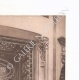 DÉTAILS 03 | Nouveaux Magasins du Printemps à Paris - Porte d'entrée (René Binet, architecte)