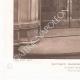 DÉTAILS 05 | Nouveaux Magasins du Printemps à Paris - Porte d'entrée (René Binet, architecte)