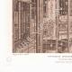 DÉTAILS 05 | Nouveaux Magasins du Printemps à Paris - Intérieur (René Binet, architecte)