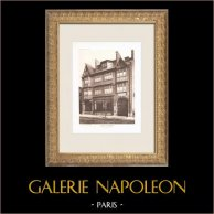 Un almacen - Quai de la Râpée en París (J. Charlet & F. Perrin)