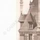 DÉTAILS 02 | Caisse d'Epargne de Saint-Brieuc - Bretagne (Georges Lefort, architecte)