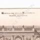 DETAILS 02 | Pavillon La Bouëxière - Folly - 9th Arrondissement of Paris (Le Carpentier)