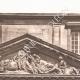 DÉTAILS 02 | Ecole Militaire - Champ-de-Mars - Fronton - Cour d'honneur (Ange-Jacques Gabriel, architecte)