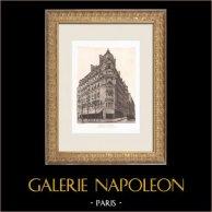 Building in Paris (Ch. Lefebvre)
