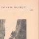 DÉTAILS 03 | Le Torrent Gorg Blau - Majorque - Îles Baléares (Espagne)