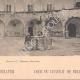 DETAILS 04   Bellver Castle - Courtyard - Majorca - Balearic Islands (Spain)