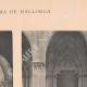 DETAILS 02 | Romanesque Church of the Temple - Door of the Seminary's Oratory - Palma de Mallorca (Spain)