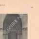 DETAILS 05 | Romanesque Church of the Temple - Door of the Seminary's Oratory - Palma de Mallorca (Spain)