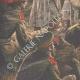 DÉTAILS 02 | Arbre de Noël des soldats russes - Guerre Russo-Japonaise - Mukden - Russie - 1905