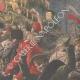 DÉTAILS 03 | Arbre de Noël des soldats russes - Guerre Russo-Japonaise - Mukden - Russie - 1905