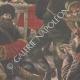 DÉTAILS 04 | Arbre de Noël des soldats russes - Guerre Russo-Japonaise - Mukden - Russie - 1905