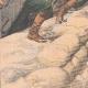 DETAILS 03   Death of Russian lieutenant Alexander - Russo-Japanese War - Port-Arthur - China - 1905
