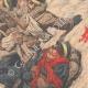 DETAILS 06   Death of Russian lieutenant Alexander - Russo-Japanese War - Port-Arthur - China - 1905