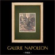 Muerte del diputado Syveton en Neuilly-sur-Seine - Isla de Francia - 1905