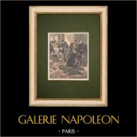Tod des Gabriel Syveton in Neuilly-sur-Seine - Île-de-France - 1905