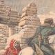 DÉTAILS 01 | Guerre Russo-Japonaise en Mandchourie - Chine - 1905
