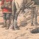 DÉTAILS 03 | Guerre Russo-Japonaise en Mandchourie - Chine - 1905