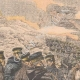 DETAILS 01   Russian imperial Army defeated at Port Arthur - China - 1905