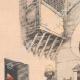 DETALLES 01 | Caravana de Europeos que regresan a Fez - Marruecos - 1905