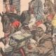 DETALLES 02 | Caravana de Europeos que regresan a Fez - Marruecos - 1905