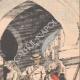 DETALLES 03 | Caravana de Europeos que regresan a Fez - Marruecos - 1905