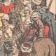 DETALLES 04 | Caravana de Europeos que regresan a Fez - Marruecos - 1905