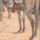 DETALLES 06 | Caravana de Europeos que regresan a Fez - Marruecos - 1905