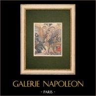 Furto di gioielli a Parigi - 1905