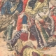 DÉTAILS 02 | Combat entre une tribu d'Indiens et les troupes mexicaines dans la Sonora - Mexique - 1905