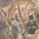 DÉTAILS 01 | Révolte paysanne dans les provinces russes - Jacquerie - Pillage - Russie - 1905