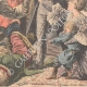 DÉTAILS 04 | Révolte paysanne dans les provinces russes - Jacquerie - Pillage - Russie - 1905