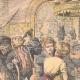 DÉTAILS 05 | Révolte paysanne dans les provinces russes - Jacquerie - Pillage - Russie - 1905