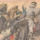 DETAILS 02 | Surveillance of Japanese cavalry - Harbin - Manchuria - 1905