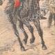 DETAILS 04 | Surveillance of Japanese cavalry - Harbin - Manchuria - 1905